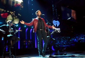 Scotty McCreery Was Surprise Performer at iHeart Country Festival