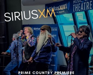 The Oak Ridge Boys on SiriusXM's Prime Country