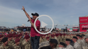Lee Greenwood, Tim Atwood and The Patrick James Band celebrate Memorial Day with video tribute to those who served