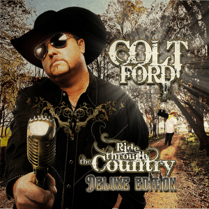 "Colt Ford's ""Ride Through the Country (Deluxe Edition)"" set for release June 29, 2018"
