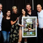 Kacey Musgraves receives platinum plaque