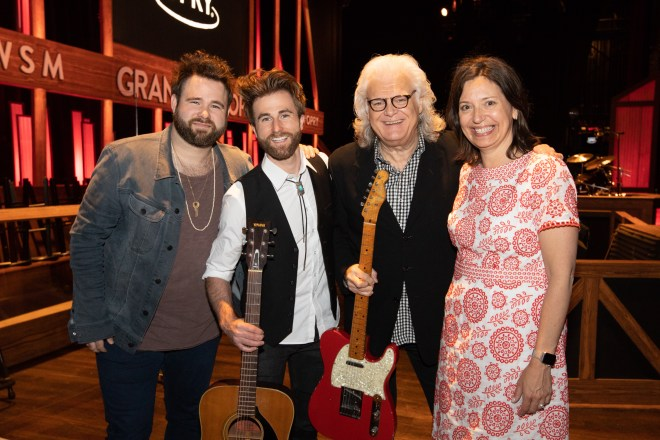 Swons . Ricky Skaggs. Sally Williams