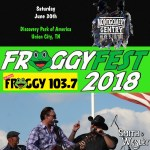 Smith & Wesley, Montgomery Gentry to perform at FroggyFest in Union City, Tenn., Saturday