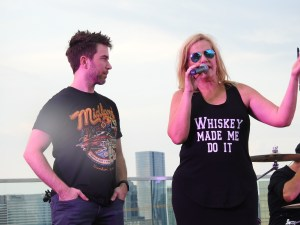 BMI's Rooftop on the Row, the perfect stage for Morgan Wallen