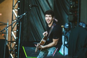 Morgan Evans completes coast-to-coast journey on 10 in 10 Tour