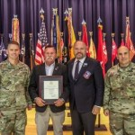 Nashville music industry veteran David Corlew named Honorary Member of 187th Airborne Infantry Regiment