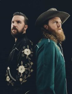 Brothers Osborne adds headlining U.S. leg to world tour