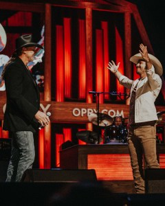 Dustin Lynch invited to become newest member of the Grand Ole Opry