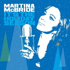 Martina McBride gets a head start on the hoiday season with new Christmas album, tour and cookbook
