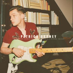 Patrick Droney's debut EP available everywhere today