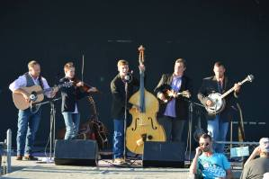 Fiddle player Carson Peters wows the crowds at the Appalachian Fair