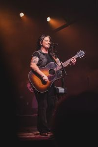 Ashley McBryde rocks sold out show in Music City