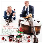 Dailey & Vincent's new Christmas album, featuring Dolly Parton and Ricky Skaggs