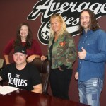 Average ZJS Music Publishing Signs Artist/Writer Keesy Timmer