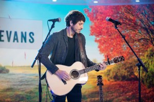 Things That We Drink To:  Morgan evans shines on NBC's TODAY