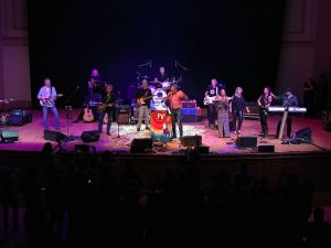 MUSIC FOR MIKE Concert sells out; Raises more than $100,000 for Trust fund
