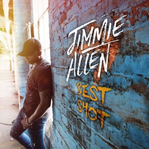 "Jimmie Allen's ""Best Shot"" solidifies second week at No. 1; Appears on TODAY 11/28"