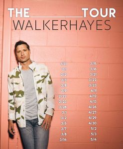 Walker Hayes asks fans to name his upcoming tour