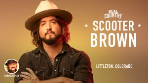 "Scooter Brown featured on USA Network's ""Real Country"""