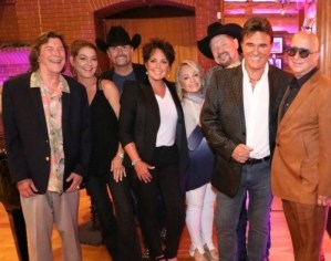 TG Sheppard and Kelly Lang announce new national television series, 'Look Who's Coming to Dinner'