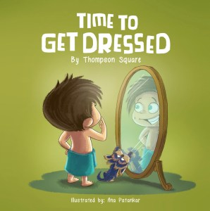 Thompson Square suit up for Time to Get Dressed children's book, out today (11/13)