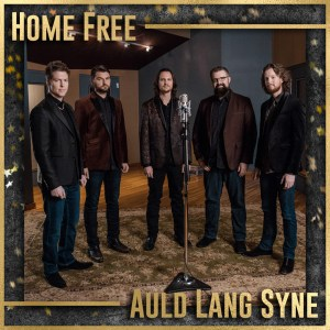 "Home Free toasts 2018 with ""Auld Lang Syne"""