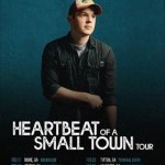 Travis Denning announces 2019 Heartbeat of a Small Town Tour