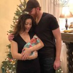 Eric Paslay and wife Natalie welcome first baby