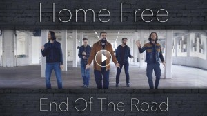 """Watch: Home Free serves silky """"End of the Road"""""""