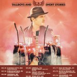 Jerrod Niemann returns to the road for Live in Concert: Jerrod Niemann Tallboys and Short Stories headlining tour