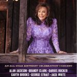 """Loretta Lynn: An All-Star Birthday Celebration Concert"" announced at Bridgestone Arena on April 1, 2019"