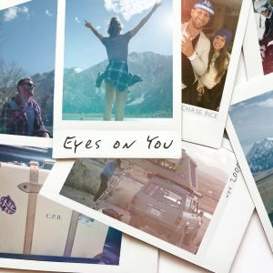 "Chase Rice to perform massive hit ""Eyes on You"" on Good Morning America's ""Strahan and Sara"" Tuesday, Feb. 26"