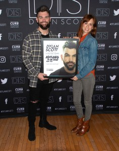 CRS New Faces Star Dylan Scott keeps red-hot momentum on the road