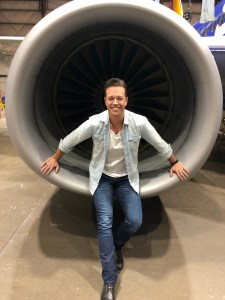 Southwest Airlines and Lucas Hoge renew partnership for 2019