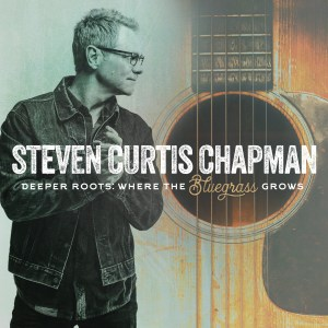 Steven Curtis Chapman announces new album featuring Gary LeVox and Ricky Skaggs