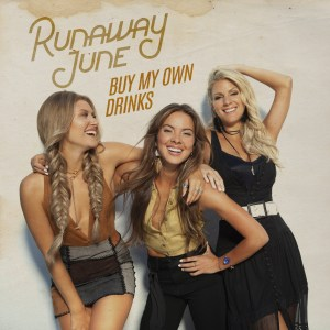 "ACM Nominee Runaway June debut video for Top 25 ""Buy My Own Drinks"""