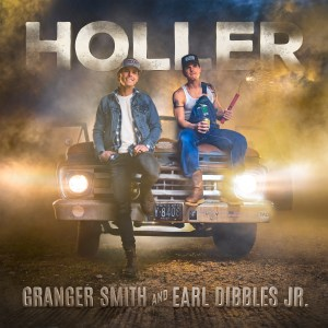 """Granger Smith and Viral Superstar Earl Dibbles Jr. team up for duet and video """"Holler"""""""