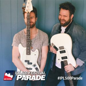 The Swon Brothers to Headline 2019 IPL 500  Festival Parade Opening Production