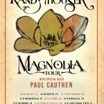 Randy Houser to set out on fall Magnolia Tour