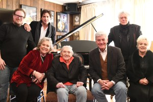 "Jerry Lee Lewis receives Mississippi Country Music Trail Marker, sings ""Touching Home"""