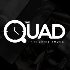 """The Quad with Chris Young"" weekly Podcast hits 100,000 listening hours"