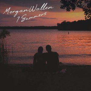 "Morgan Wallen's red hot streak continues with ""7 Summers"""