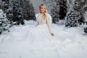Carrie Underwood's MY GIFT debuts #1 on multiple charts