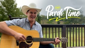 "Jon Pardi premiers digital variety series, ""Pardi Time"" on CMT"