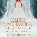 Carrie Underwood adds six show dates to Reflection: The Las Vegas Residency