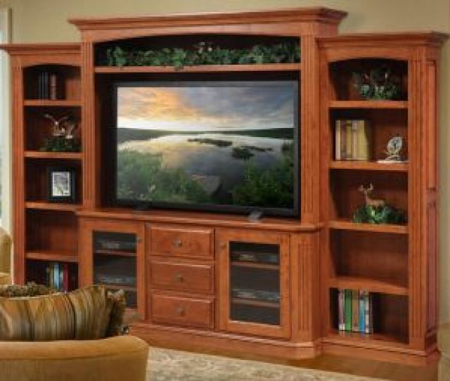 Wall Entertainment Centers