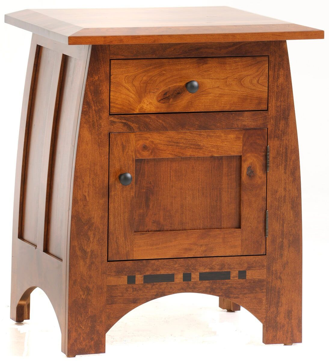 palmina nightstand with door