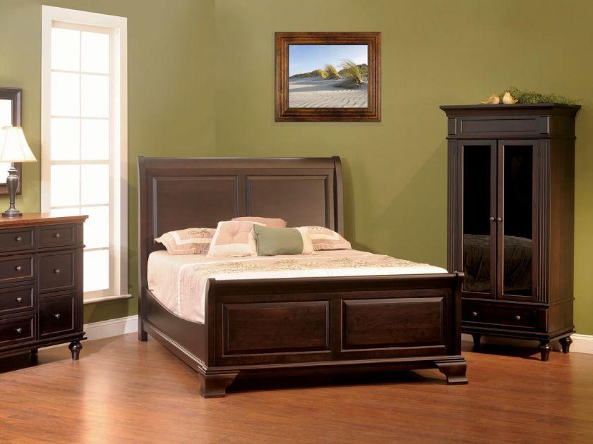 Alexandria Luxury Bedroom Set Countryside Amish Furniture