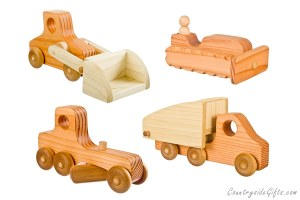 Toy Construction Equipment