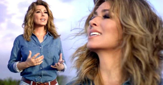 "Shania Twain's Inspiring Single ""Life's About to Get Good"" 1"